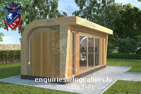 garden offices by logcabins lv log cabins lv