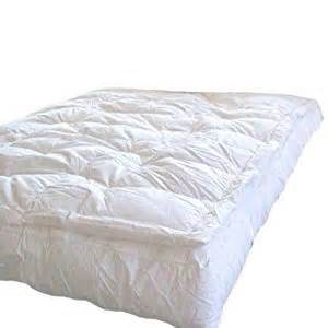 marrikas pillow top feather bed