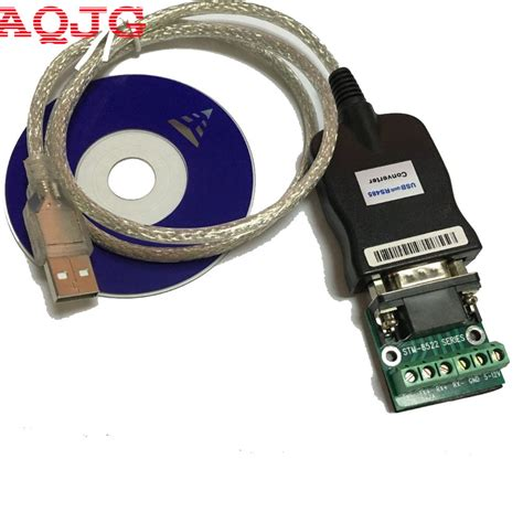 Converter Db9 To Usb usb to 485 422 converter rs485 to usb industrial serial