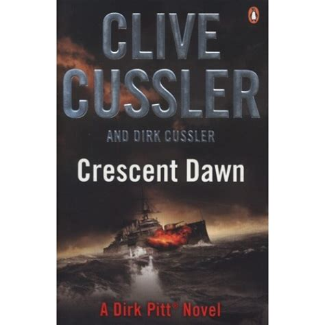 libro crescent dawn dirk pitt fiction action and adventure crescent dawn dirk pitt 21 dirk pitt 21 used book for best