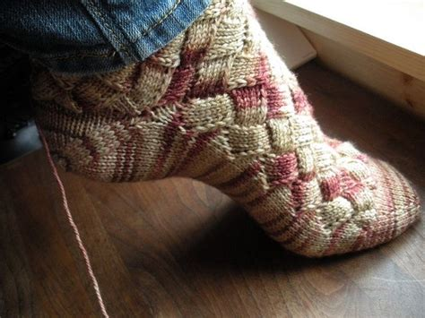pattern for entrelac socks diy rainbow color patch entrelac knitting socks with patterns