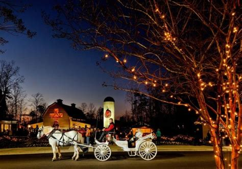 shop at charlotte christmas village lights guide to events web exclusives december 2012