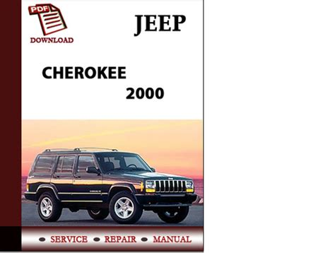 service manual 2000 jeep cherokee workshop manuals free pdf download jeep grand cherokee wj