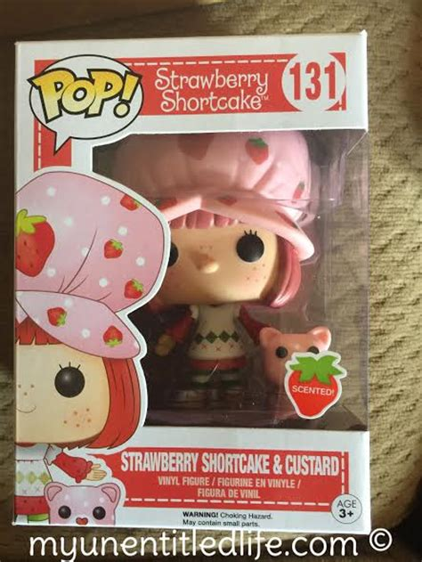 Strawberry Shortcake Giveaways - strawberry shortcake funko pop giveaway w a 25 visa gift card