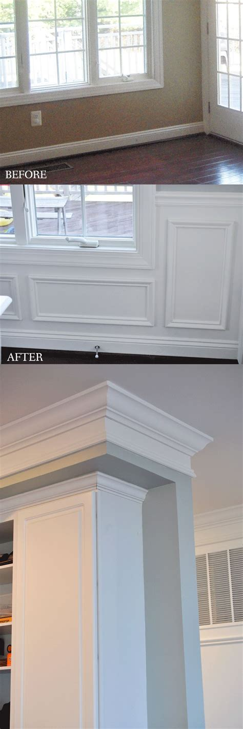 Wainscoting Cabinets best 25 painted wainscoting ideas on grey