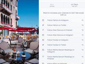 2016 italian honeymoon giveaway sweepstakes - Honeymoon Sweepstakes 2016