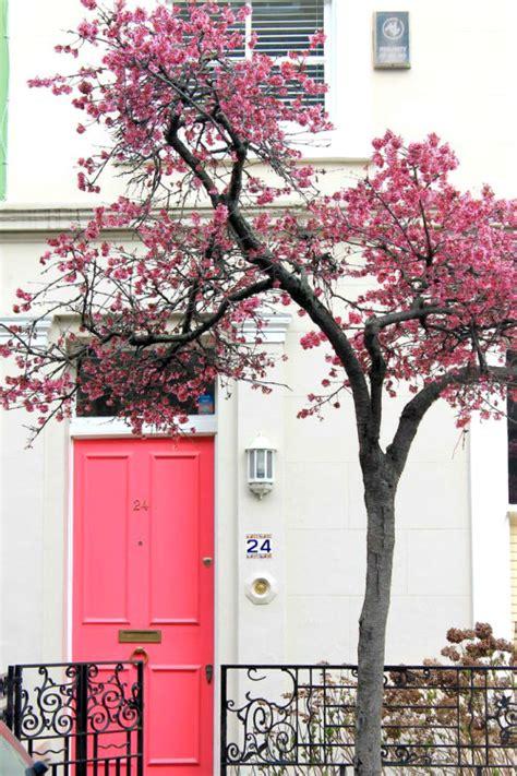 Notting Hill Front Door A Stroll Through Notting Hill Design