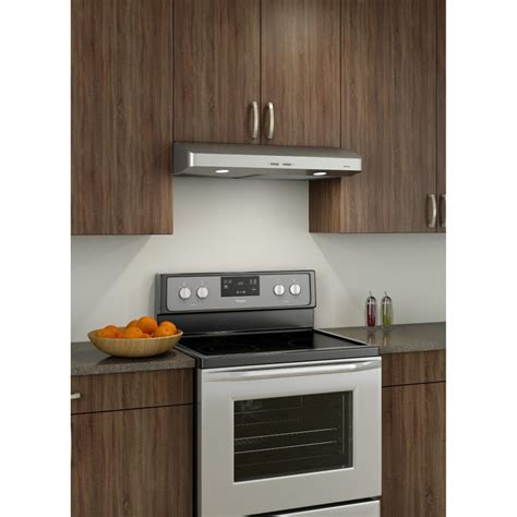 Cupboard Rangehood - range series blends with contemporary design for