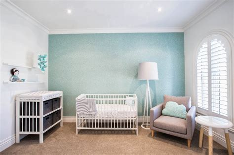mint and grey baby girl room design by little liberty kidsomania