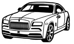 Rolls Royce Drawing How To Draw A Rolls Royce Rolls Royce