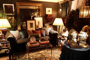 Elegance is what this room is all about the plaid pillows give the