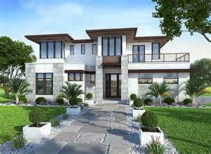 modern house plans contemporary houses floor home