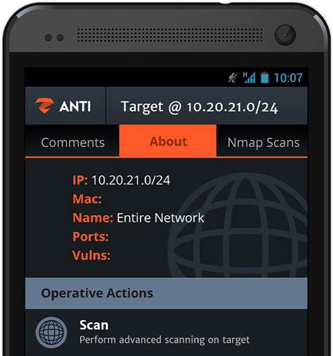 zanti android zanti android testing toolkit free kitploit pentest tools for your security