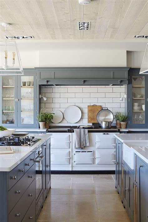 white modern day farmhouse wendy greg blackband hgtv kitchen double island pinteres