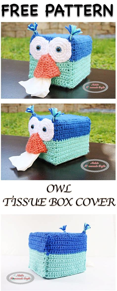 tissue holder pattern free 25 best ideas about tissue box covers on pinterest