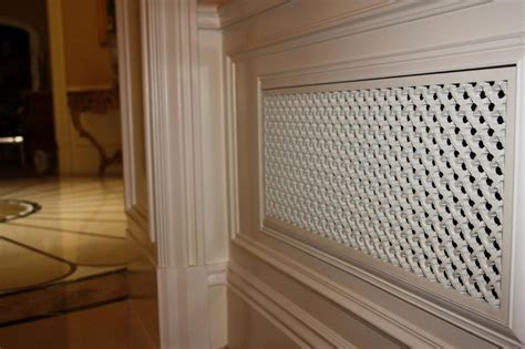 Decorative Air Return Vent Covers by We Ve Got You Covered In Blaine Wa Vent And Cover