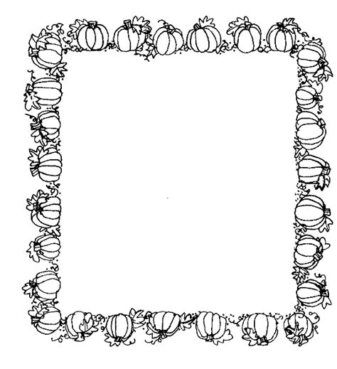 page border black and white free download clip art