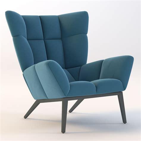 stuhl 3d 3ds max tuulla chair