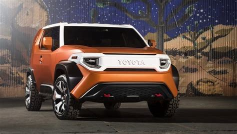 Toyota Concept Toyota Ft 4x Concept Is A Suv For Millennials The