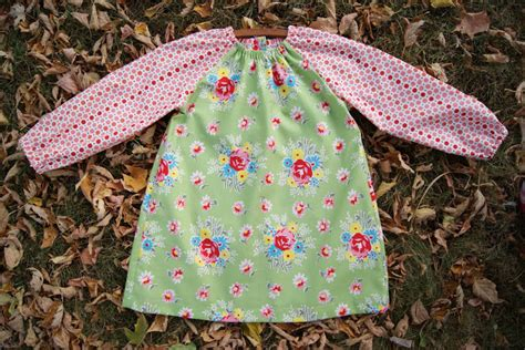 pattern for an art smock nest full of eggs art smock