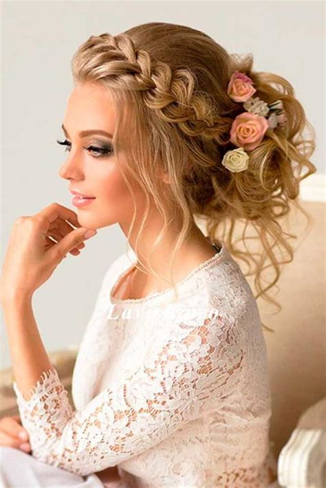 Hairstyles For A by Best 25 Wedding Hairstyles Ideas On