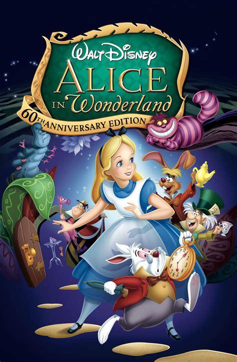film cartoon disney alice in wonderland disney movies