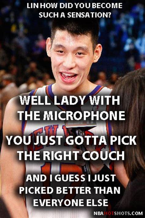 Jeremy Lin Meme - nba memes the best nba memes
