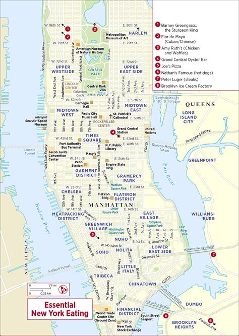 printable new york map maps update 58022775 tourist map of new york city