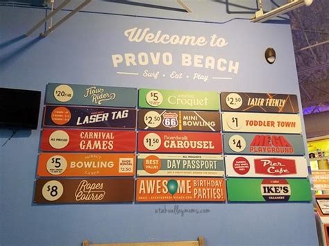 Utah Spring Break Ideas: Provo Beach Resort Review   Deals