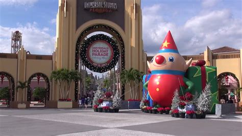 universal orlando resort 2017 christmas and holiday