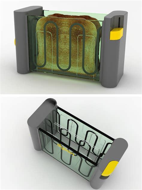 See Through Toaster Dyson dyson toaster
