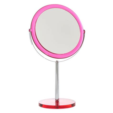 Pink Bathroom Mirror Pink Acrylic Mirror By Linea At House Of Fraser Bathroom Mirrors Housetohome Co Uk