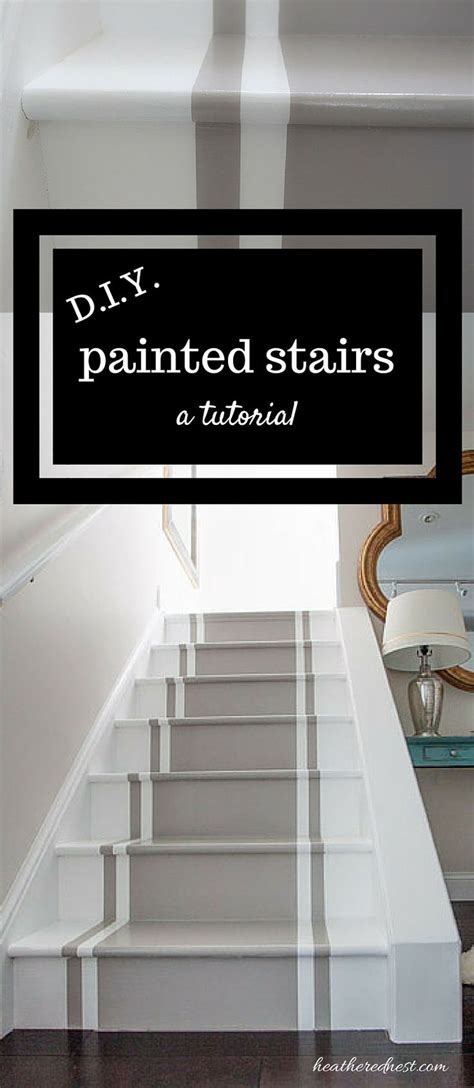best 25 painted stairs ideas on paint stairs