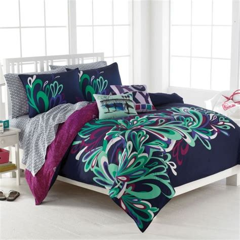 teen bed spreads teen bedding sets for girls twin xl roxy bedding