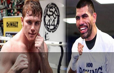proxima pelea de canelo canelo alvarez proxima pelea 2014