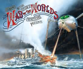 cian gill s blog jeff wayne s war of the worlds 1978