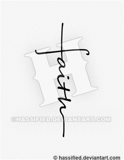 faith cross by hassified on deviantart