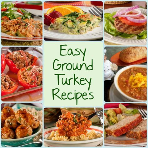 10 easy ground turkey recipes chili burgers meatloaf and more everydaydiabeticrecipes com