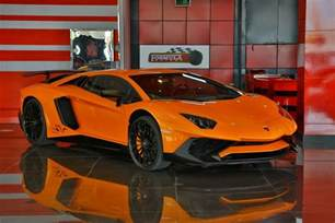 Lamborghini Dubai For Sale Lamborghini Aventador Lp 750 4 Superveloce For Sale In