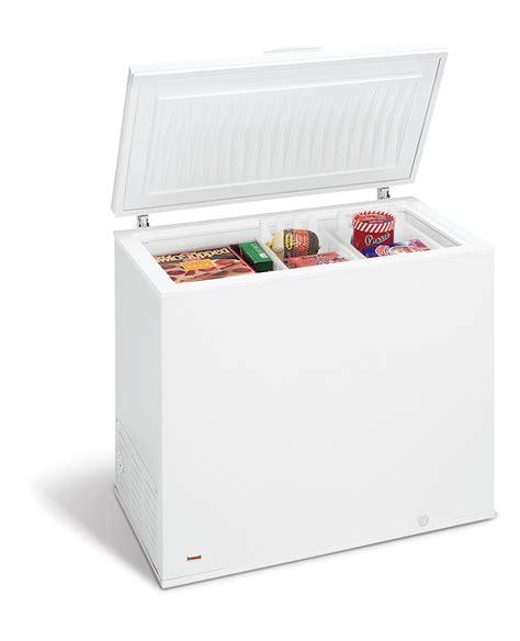Freezer Box Toshiba ffc0723dw frigidaire ffc0723dw chest freezers white