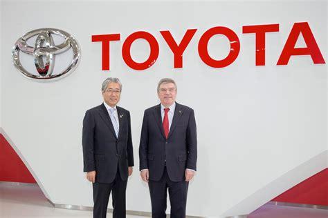 Toyota Sponsorship Toyota