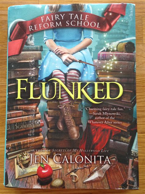 tale reform school books 171 tale reform school flunked 187 by jen calonita