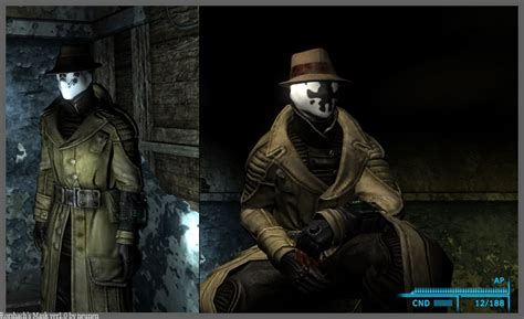 fallout 3 best rorshach from watchmen at fallout3 nexus mods and community