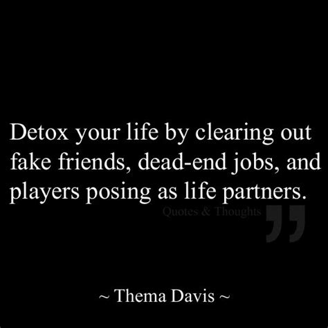 Detox Your By Clearing Out by Detox Your By Clearing Out Friends Dead End