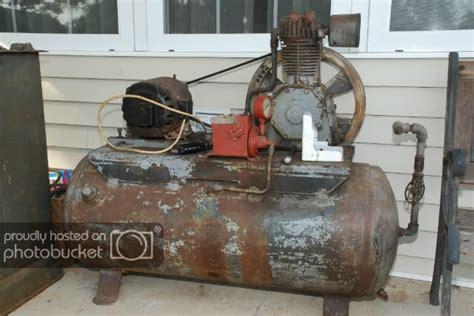 vintage square d pressure switch