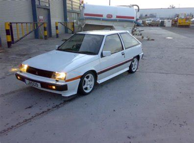 mitsubishi colt 1986 1986 mitsubishi colt 16 turbo for sale in dublin