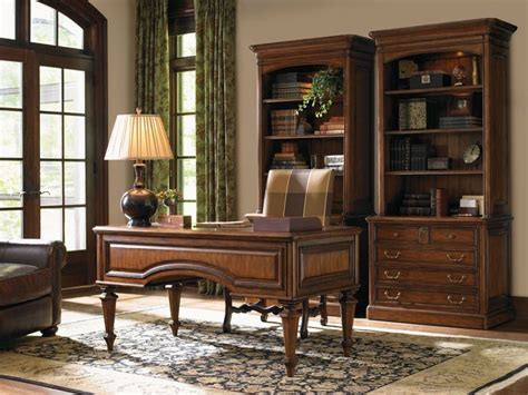 Pine Desks For Home Office Breckenridge Castle Pines Desk Home Office Set Sligh Home Gallery Stores Work It