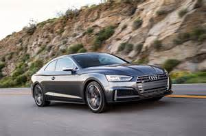 2018 audi s4 and s5 drive review s is for quot smoove