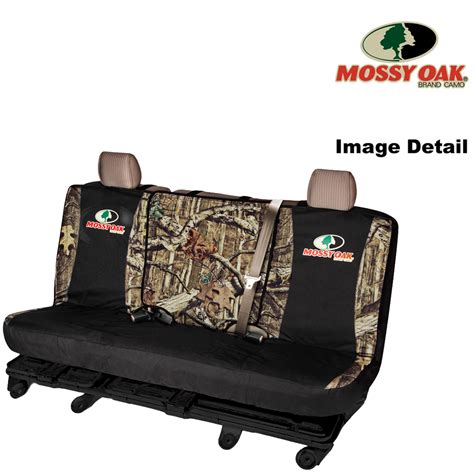 mossy oak bench seat covers mossy oak infinity pink camo print car truck suv front