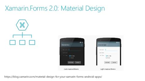 xamarin forms layout performance native i os android and windows development in c with